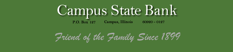 Campus State Bank